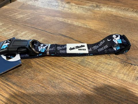 Graphic Dog Collar (Large or Small)