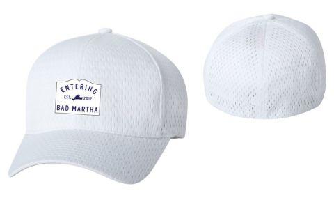 FLEXFIT ATHLETIC MESH CAP - ENTERING BAD MARTHA