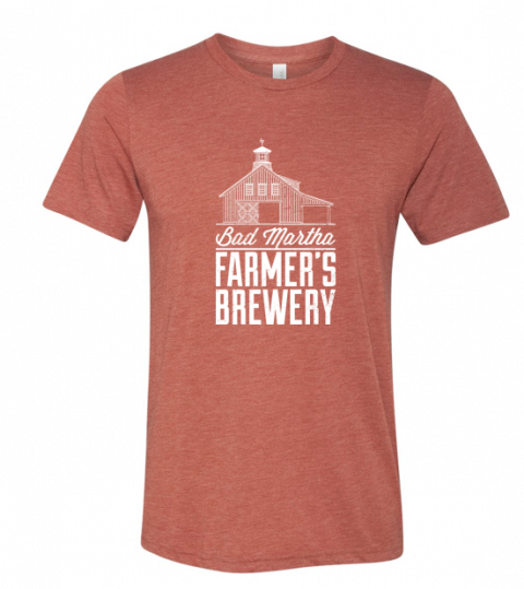 Farmers Brewery T-Shirt - Cape Cod