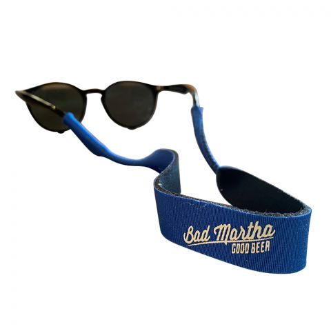 Bad Martha Croakies - Sunglass Straps