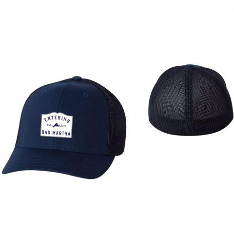 FLEXFIT TRUCKER CAP - ENTERING BAD MARTHA