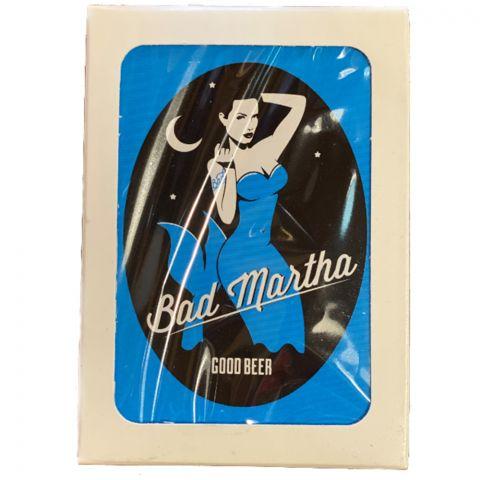 Bad Martha Deck of Cards