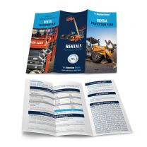 Rental Protection Plan Brochure (Pack of 25)