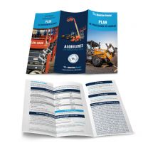 Rental Protection Plan Brochure – Spanish (Pack of 25)