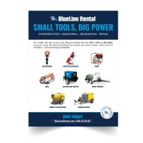 Small Tools Flyer (Pack of 25)