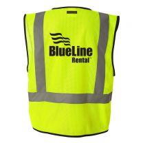Yellow Economy Safety Vest