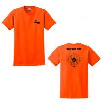 Safety Diamond Hi Viz Tshirt