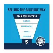 Sales Funnel Poster
