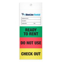 Rent Ready Tags (Pack of 1000)