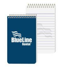 Spiral Pocket Jotter Notebook