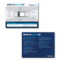 Defensive Driving Cards (Pack of 25)