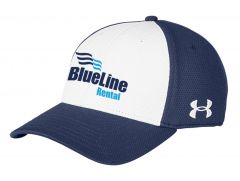 Under Armour Midnight Navy/White Color Blocked Cap